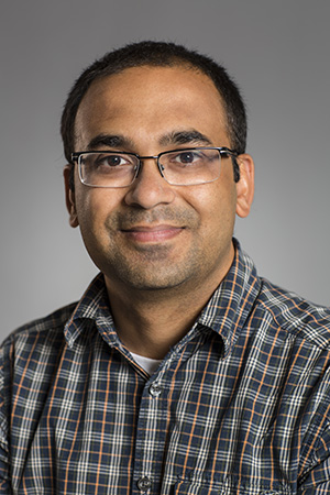 "Assistant professor Nirnimesh (""Nirni"") Kumar"