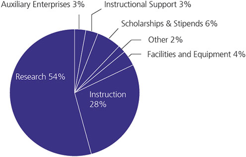 CoE Uses of Funds 2014