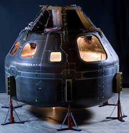 all-composite prototype for future space capsule