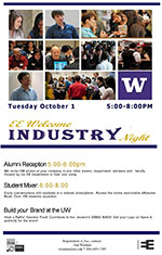 EE Welcome Industry Night flyer thumbnail image