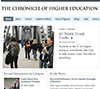 Chronicle's home page