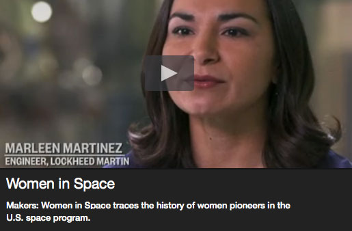 Marleen Martinez on PBS Makers: Women in Space