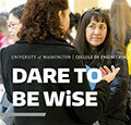 Dare to Be WiSE poster excerpt