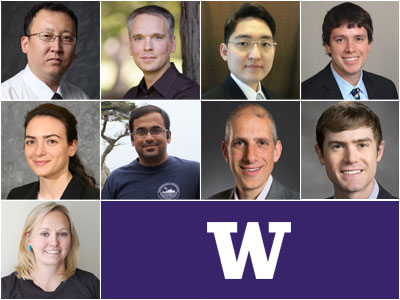 photo collage of new faculty members - click to display new faculty web page
