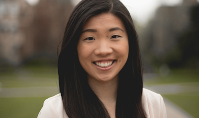 UW Engineering student Kaitlyn Zhou