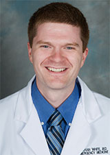 Nathan White, professor of emergency medicine
