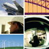 collage of engineering photos