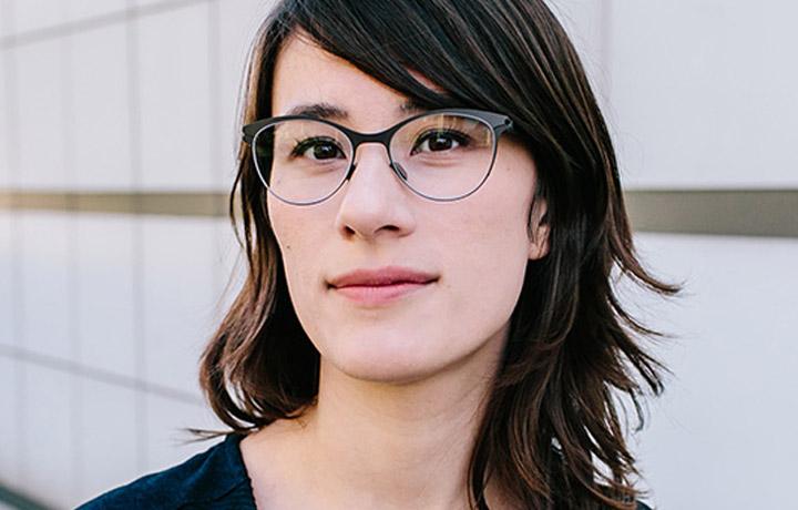 Portrait of Nadya Peek