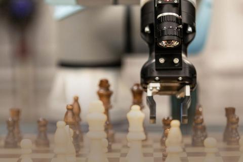 The MACS Lab robotic chess player