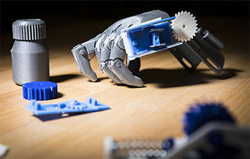 3-D printed devices