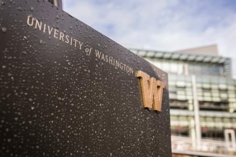UW Campus Shot