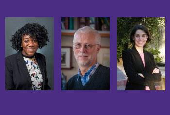 Jessica Ray, Richard Ladner and Maryam Fazel