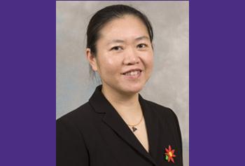 headshot of Dr. Shen