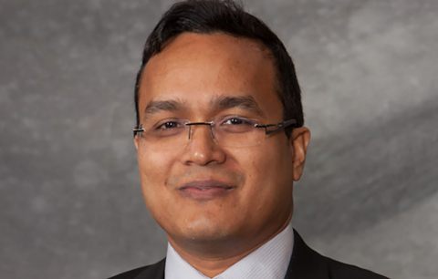 Portrait of Faisal Hossain