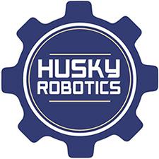 Husky Robotics cog logo